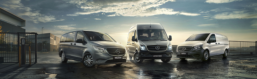 Mercedes-Benz New Vehicles